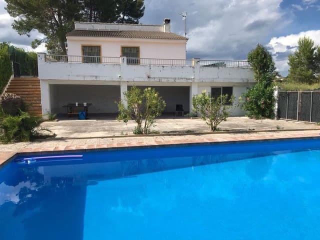 3 bedroom Villa for sale in La Pobla del Duc with pool - € 127,000 (Ref: 5753731)