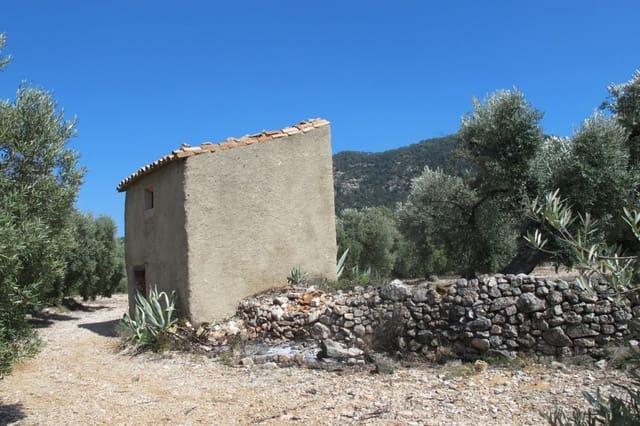Finca/Casa Rural en Prat de Comte en venta - 30.000 € (Ref: 4609526)