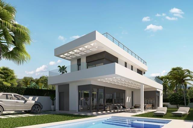 3 sovrum Villa till salu i Finestrat med pool garage - 634 000 € (Ref: 5474142)