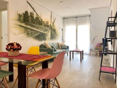 2 sypialnia Penthouse na sprzedaż w Cabo Roig z basenem garażem - 169 999 € (Ref: 5485810)