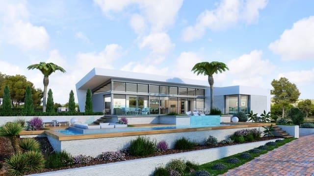 4 quarto Moradia para venda em Las Mimosas com piscina garagem - 1 375 000 € (Ref: 6163773)