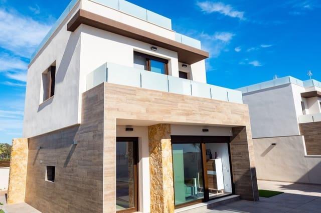 3 sypialnia Willa na sprzedaż w Torre de la Horadada z basenem - 480 000 € (Ref: 6298478)