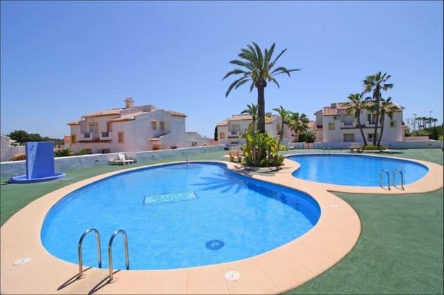 3 chambre Bungalow à vendre à Calpe / Calp avec piscine - 179 000 € (Ref: 4261429)