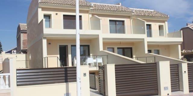 4 chambre Villa/Maison Semi-Mitoyenne à vendre à Los Altos avec piscine garage - 270 000 € (Ref: 3731041)