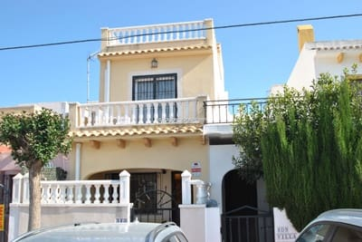 3 bedroom Townhouse for sale in La Chismosa with pool - € 138,000 (Ref: 4551193)