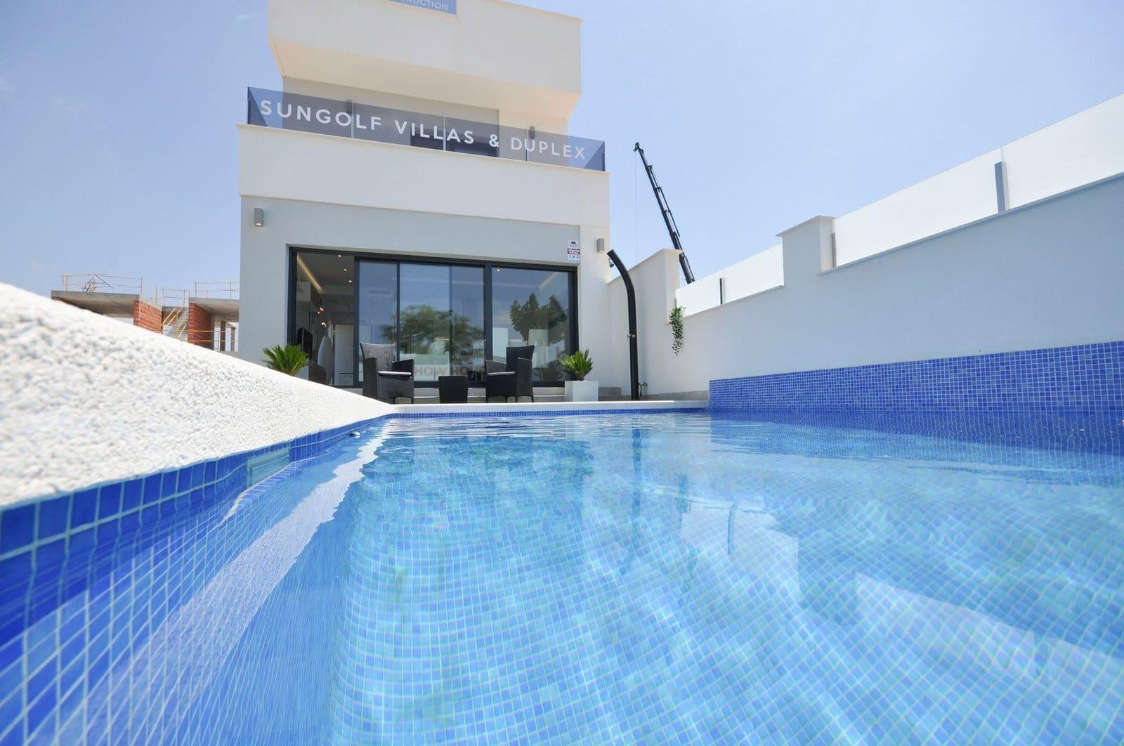Chalet de 3 habitaciones en Pilar de la Horadada en venta con piscina - 259.900 € (Ref: 4740299)