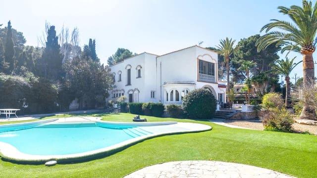 3 chambre Villa/Maison à vendre à Cala Blava avec piscine - 1 380 000 € (Ref: 5349877)