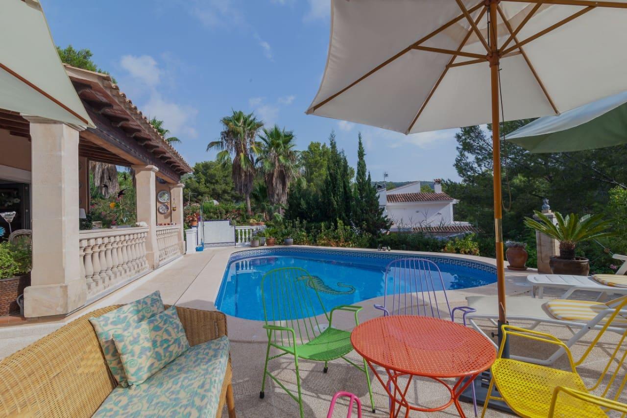 4 chambre Villa/Maison à vendre à Cas Catala avec piscine - 1 250 000 € (Ref: 5349936)