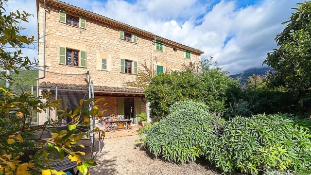 4 soveværelse Villa til salg i Soller - € 995.000 (Ref: 6128371)