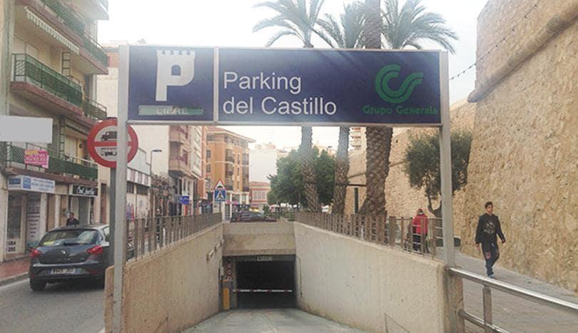 Garasje til salgs i Santa Pola - € 9 900 (Ref: 4165344)