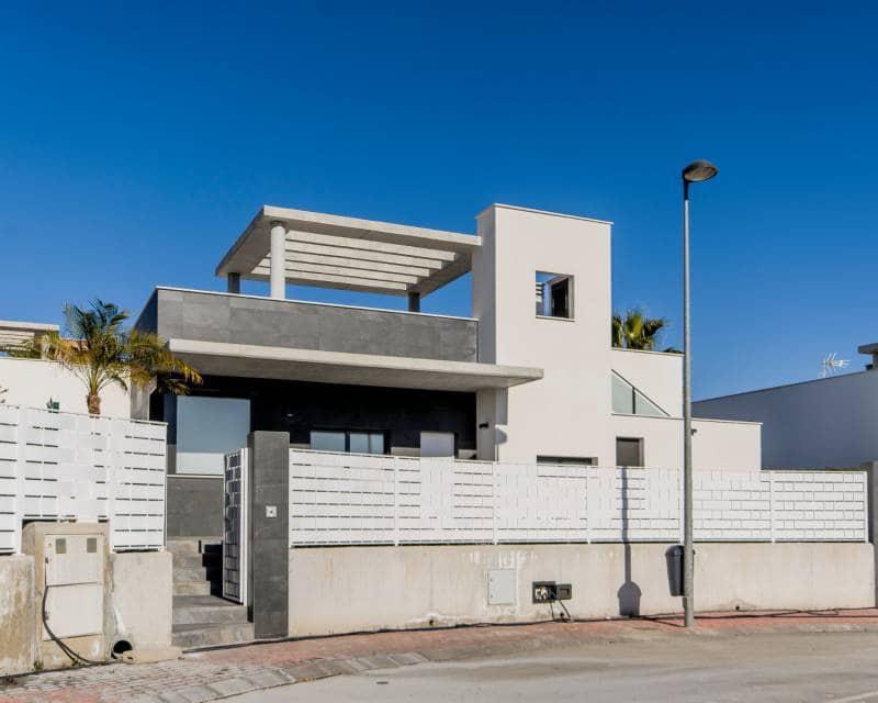 3 chambre Villa/Maison Semi-Mitoyenne à vendre à Lorca avec piscine - 169 000 € (Ref: 5182097)
