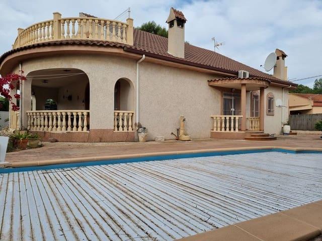 7 soveværelse Finca/Landehus til salg i Monforte del Cid med swimmingpool garage - € 300.000 (Ref: 6132219)
