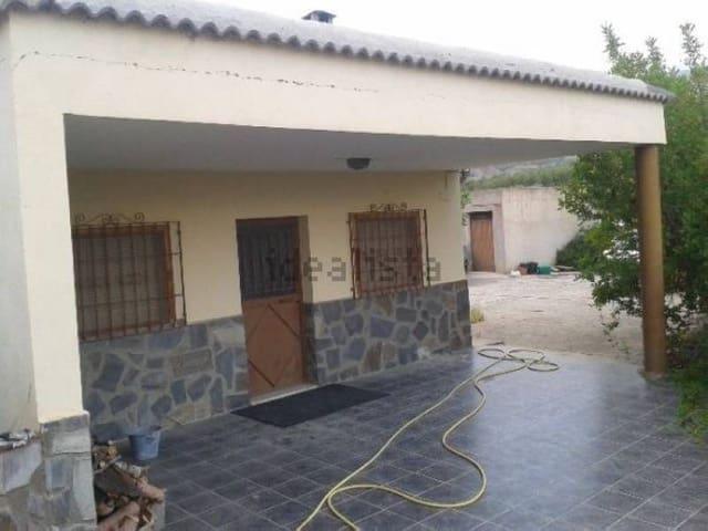 Finca/Casa Rural de 2 habitaciones en Canjáyar en venta - 65.000 € (Ref: 3252955)