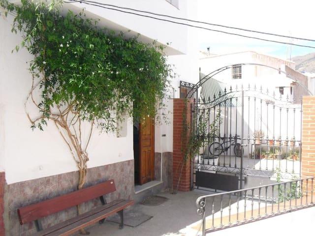 Casa de 4 habitaciones en Canjáyar en venta - 100.000 € (Ref: 4116643)