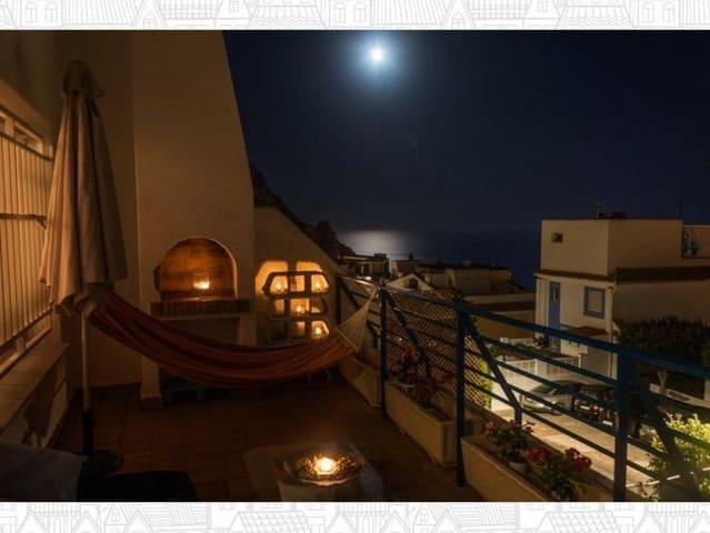 3 camera da letto Villa da affitare come casa vacanza in Aguadulce (Almeria) con piscina garage - 700 € (Rif: 6054163)