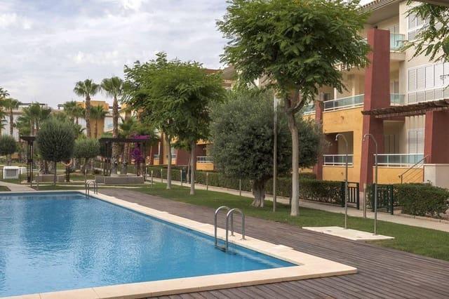 Apartamento de 2 habitaciones en Fuente Alamo de Murcia en venta con piscina - 89.900 € (Ref: 5928474)