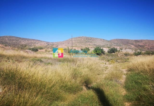 Bauplatz zu verkaufen in Arboleas - 40.000 € (Ref: 3517330)