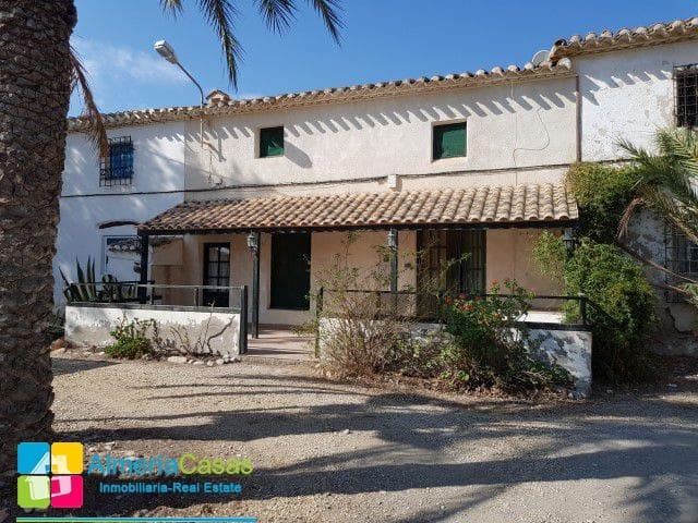 4 Zimmer Reihenhaus zu verkaufen in Huercal-Overa - 98.000 € (Ref: 5203325)