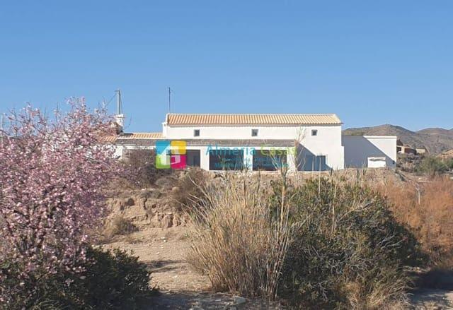 6 soveværelse Finca/Landehus til salg i Huercal-Overa med garage - € 249.500 (Ref: 5777891)