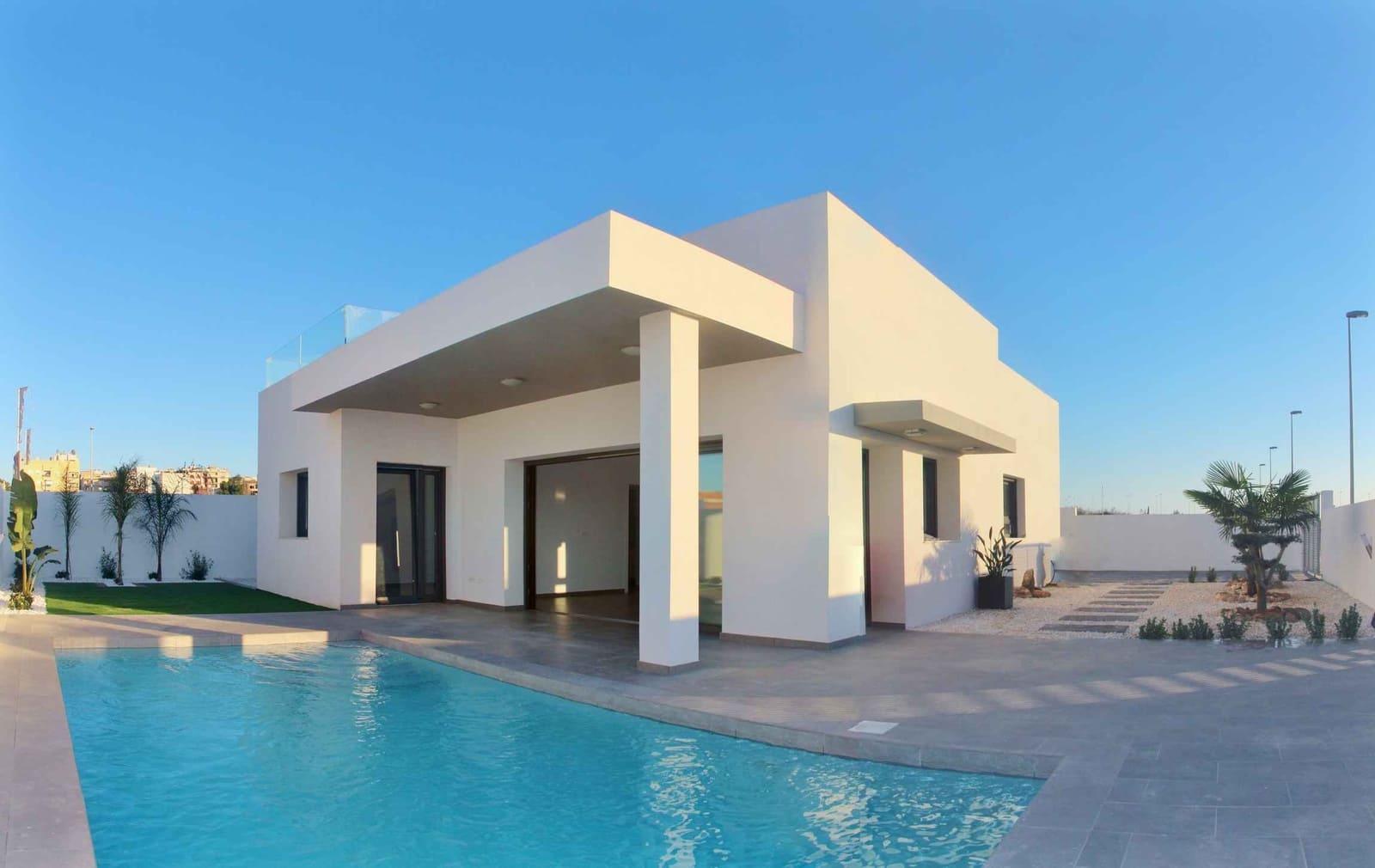 Chalet de 3 habitaciones en Benijófar en venta con piscina - 319.000 € (Ref: 4014402)