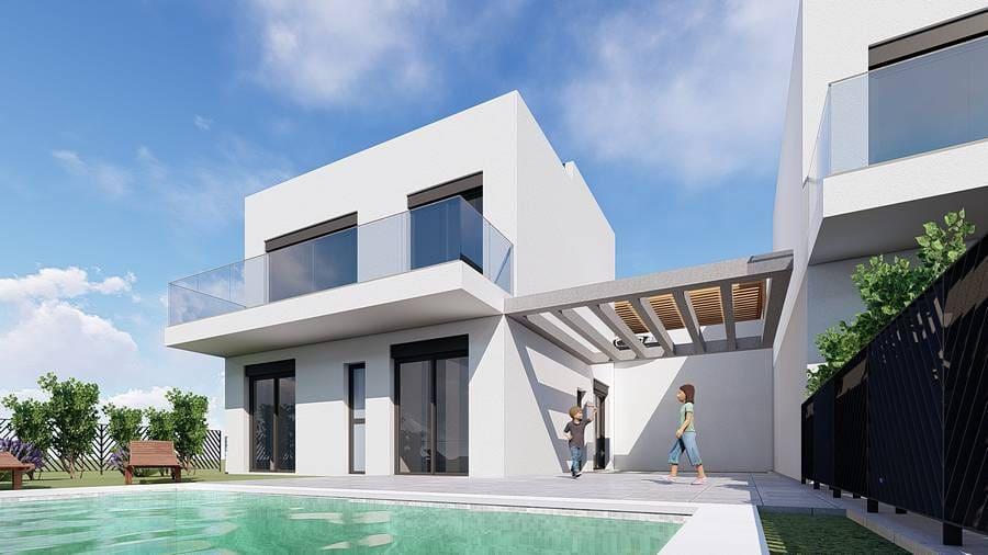 Chalet de 3 habitaciones en Polop en venta con piscina - 307.000 € (Ref: 4736830)