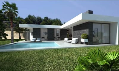 3 bedroom Villa for sale in Denia with pool - € 429,000 (Ref: 4832206)