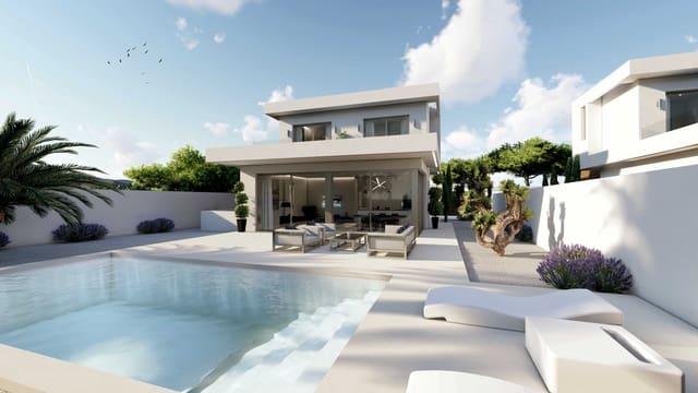 3 soveværelse Villa til salg i San Juan de Alicante / Sant Joan d'Alacant med swimmingpool - € 629.000 (Ref: 6232869)