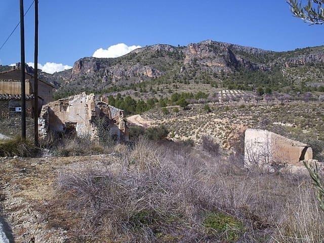 Ruin til salgs i Yeste - € 9 000 (Ref: 6330470)