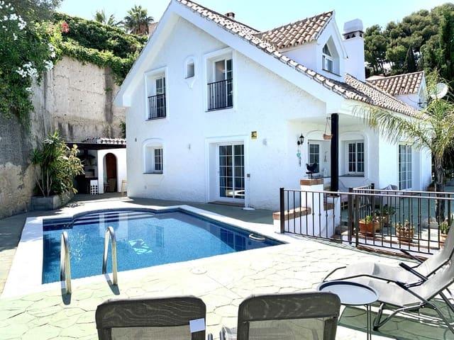 3 Zimmer Ferienvilla in Las Lagunas de Mijas mit Pool - 1.500 € (Ref: 5372112)