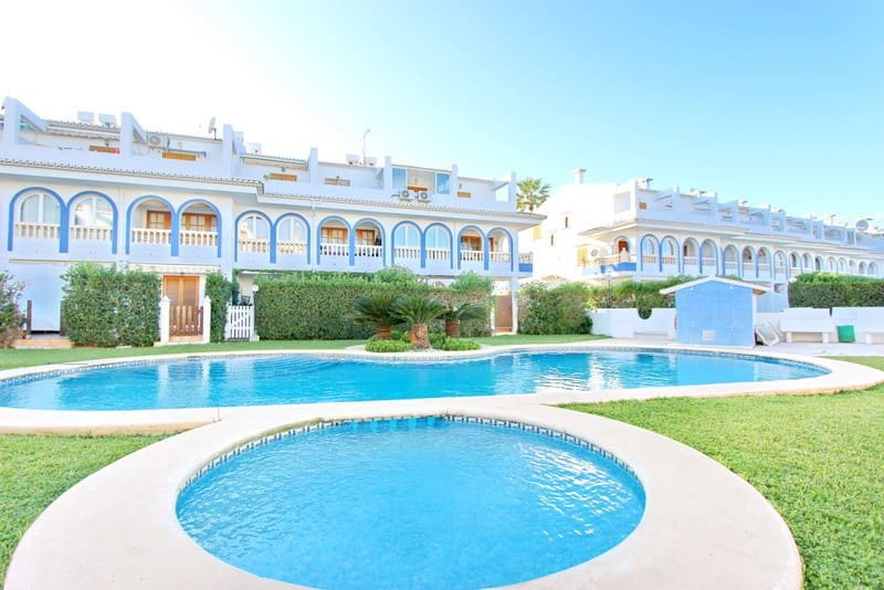 3 bedroom Apartment for sale in Denia with pool - € 202,000 (Ref: 3270761)