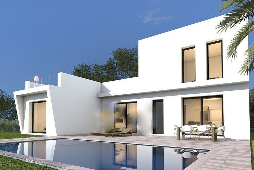 Chalet de 3 habitaciones en Beniarbeig en venta con piscina - 390.000 € (Ref: 3335609)