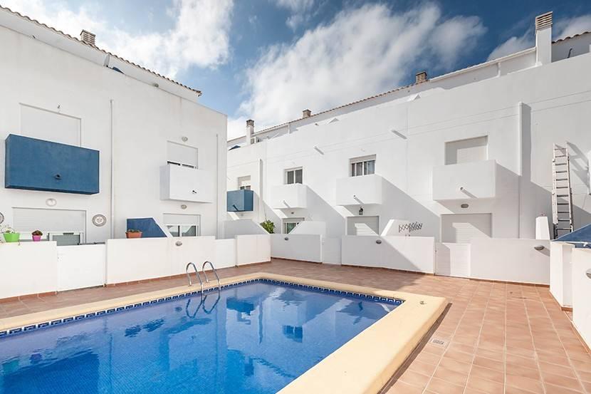 Casa de 3 habitaciones en Beniarbeig en venta con piscina - 145.000 € (Ref: 3517259)
