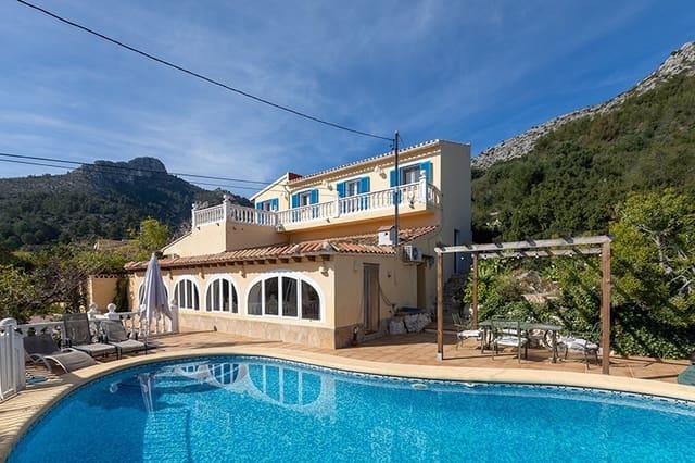 4 sovrum Villa till salu i Sagra med pool - 349 500 € (Ref: 4029224)