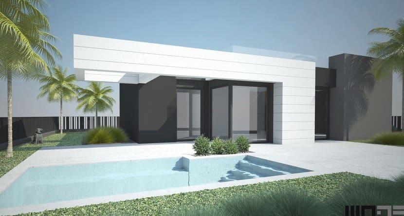 Chalet de 3 habitaciones en Polop en venta - 320.000 € (Ref: 4329201)