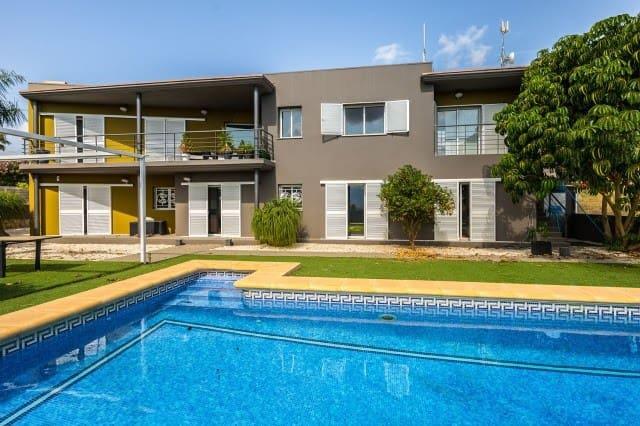 Chalet de 5 habitaciones en Beniarbeig en venta con piscina - 550.000 € (Ref: 4329219)