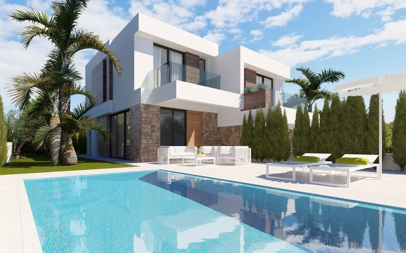 3 bedroom Villa for sale in Finestrat with pool - € 321,000 (Ref: 4513600)