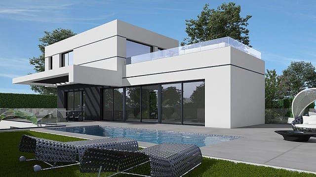 Chalet de 3 habitaciones en Polop en venta con piscina - 550.000 € (Ref: 4695236)