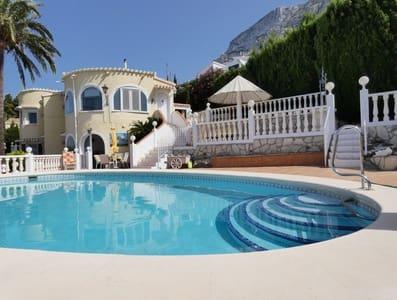 4 bedroom Villa for sale in Denia with pool - € 299,000 (Ref: 4717247)