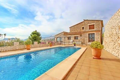 4 bedroom Villa for sale in Senija with pool - € 695,000 (Ref: 4957125)