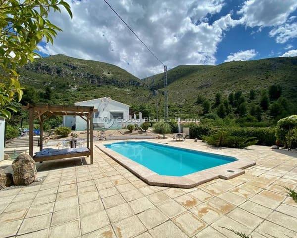 3 chambre Villa/Maison à vendre à Almudaina avec piscine - 165 000 € (Ref: 5804539)