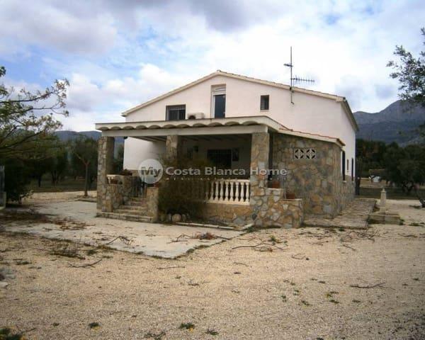 4 camera da letto Finca/Casa di Campagna in vendita in Alcocer de Planes con piscina - 155.000 € (Rif: 5804857)