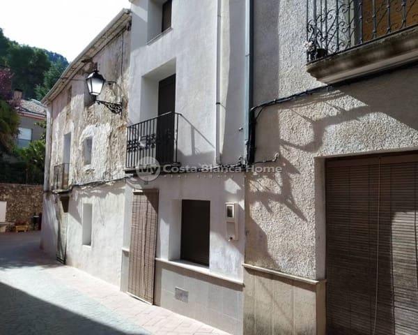 4 makuuhuone Omakotitalo myytävänä paikassa Alfafara - 89 000 € (Ref: 5804933)