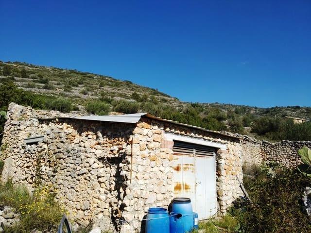 Ubebygd land til salgs i Beniarres - € 25 000 (Ref: 5805606)