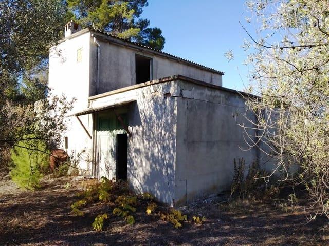 Ubebygd land til salgs i Benimarfull - € 56 000 (Ref: 5805663)