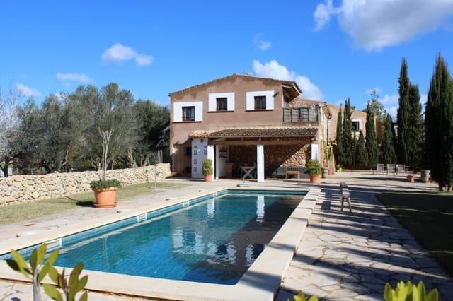 3 sypialnia Finka/Dom wiejski na sprzedaż w Son Negre z basenem - 650 000 € (Ref: 3787291)