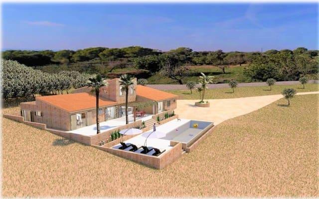 Ubebygd land til salgs i L'Horta / S'Horta - € 790 000 (Ref: 5031111)