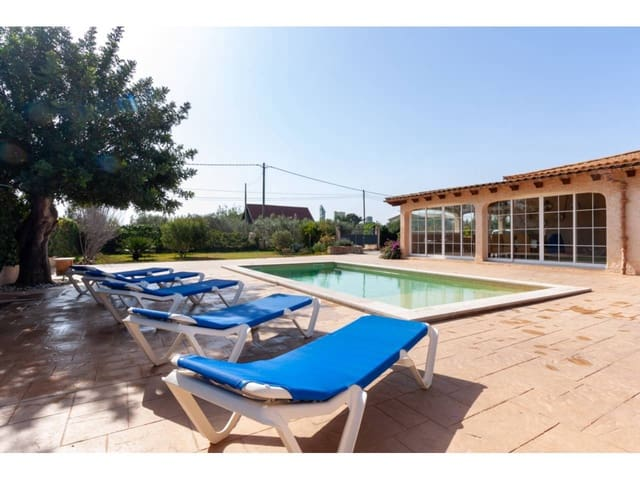 5 soveværelse Villa til salg i Lloseta med swimmingpool garage - € 750.000 (Ref: 4394754)