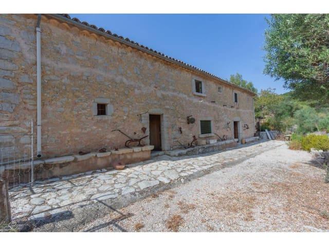 5 sypialnia Willa na sprzedaż w Mancor de la Vall - 995 000 € (Ref: 4676843)