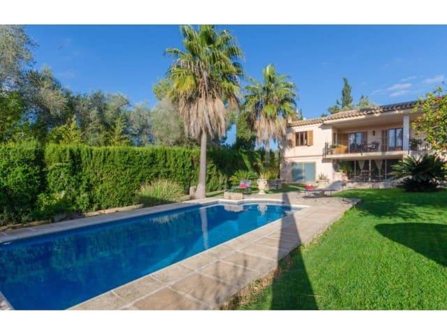 5 soverom Villa til leie i Inca med svømmebasseng garasje - € 1 750 (Ref: 5927393)
