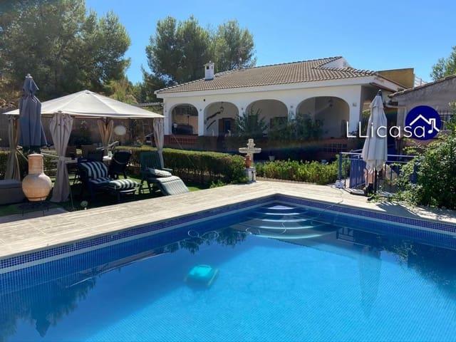 4 chambre Villa/Maison à vendre à Benaguasil - 149 995 € (Ref: 5546935)